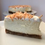 Coconut Cheesecake – Gluten Free / Low Sugar