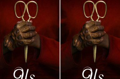 He's Baaaaack! Peep The New Poster For Jordan Peele's Upcoming Scary Movie