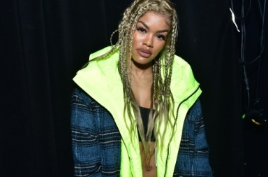 "Teyana Taylor Drops A Video With Ghostface Killah, Method Man, Raekwon For ""Gonna Love Me (Remix)"" [Video]"