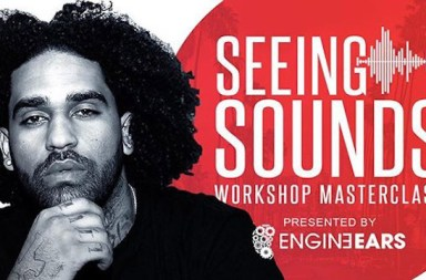 Learn To Mix Like TDE's In-House Engineer At A Workshop On His 'Seeing Sounds' Masterclass Tour