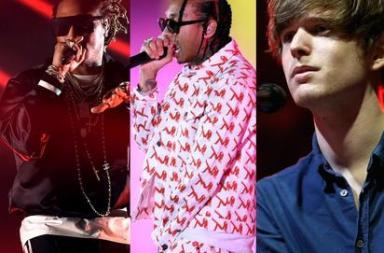 "Tyga, Future & James Blake Dominate This Week's ""FIRE EMOJI"" Playlist"