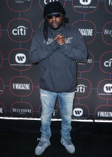 Wale Warner Music Group Pre-Grammy Party
