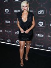 Bebe Rexha Warner Music Group Pre-Grammy Party