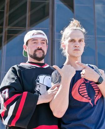 """Kevin Smith's """"Jay And Silent Bob Reboot"""" Reveals First Look"""