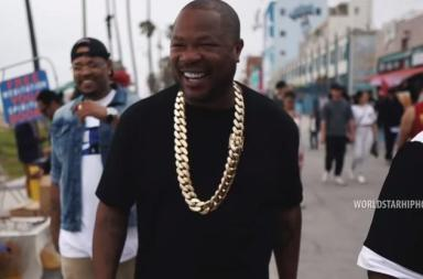 "Xzibit & Problem Cruise Around Cali In ""Elevator"" Visual"