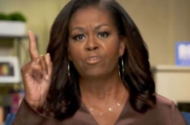 Talk To 'Em, Queen: Michelle Obama Gives Keynote Address At Democratic National Convention, Filets Donald Trump [Video]