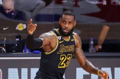 LeBron James Reacts To Shaq & Kobe Comparison After Game 2 Win