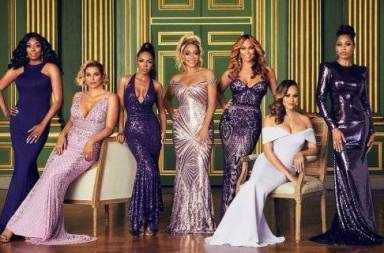 Rumors Swirl That THIS Housewife Was 'Exposed' During 11-Hour #RHOP Reunion
