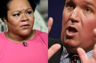 Yamiche Alcindor's Perfect Grammar And Impeccable Reporting Racistly Attacked By Fox News Clown Tucker Carlson