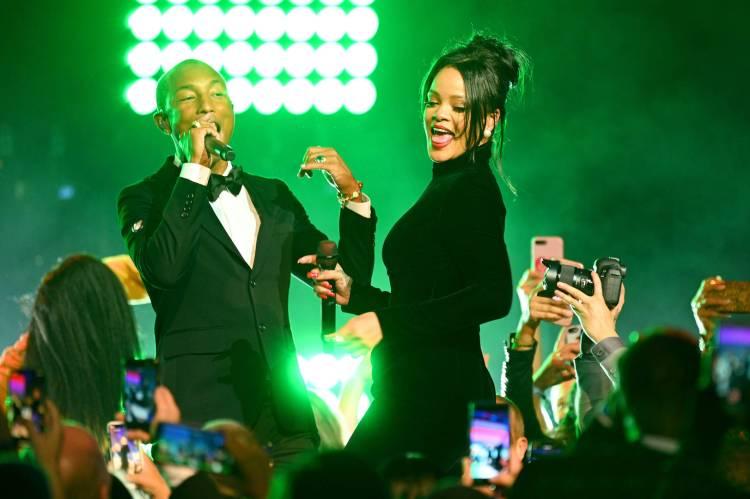 Pharrell Williams, Rihanna, Album, Allure