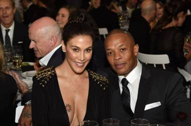 Dr. Dre's Ex Nicole Young Shares Details Of His Alleged Physical Abuse: Report