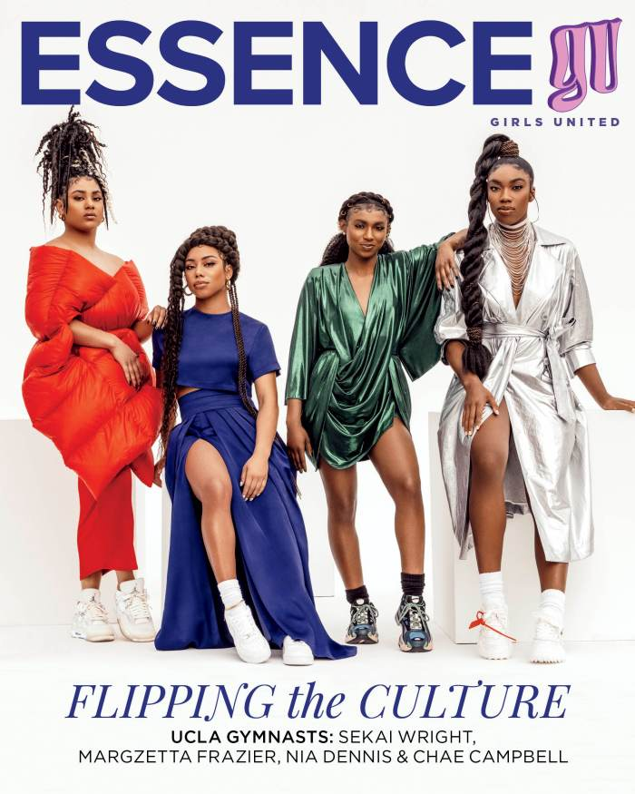 ESSENCE Girls United Cover