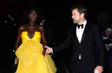 Jodie Turner-Smith Shares How She And Joshua Jackson Met And Started A Lifetime Of Swirly Smithereen Smashdom