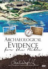 Archaeology Evidence Bible DVD