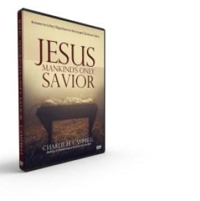 JESUS Savior 250px