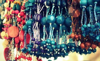 beautifully crafted beads from Palawan, Philippines