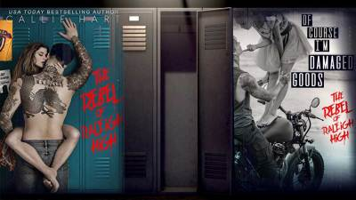 The Rebel of Raleigh High by Callie Heart