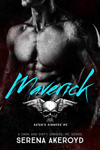 Maverick ebook cover