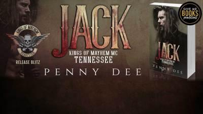 Jack by Penny Dee