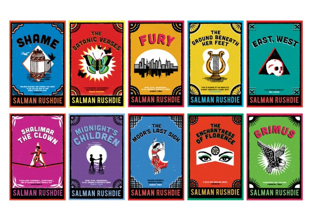 rushdie-novel-covers