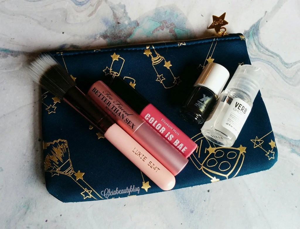 "Ipsy November 2016 ""Rockstarlet"" Glam Bag Review"
