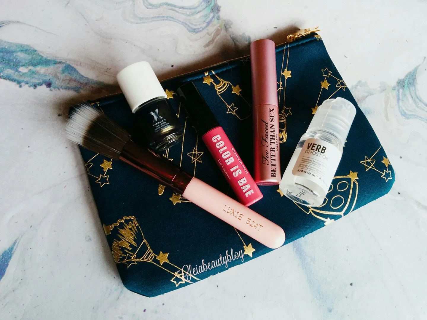 Ipsy November 2016 Glam Bag Review