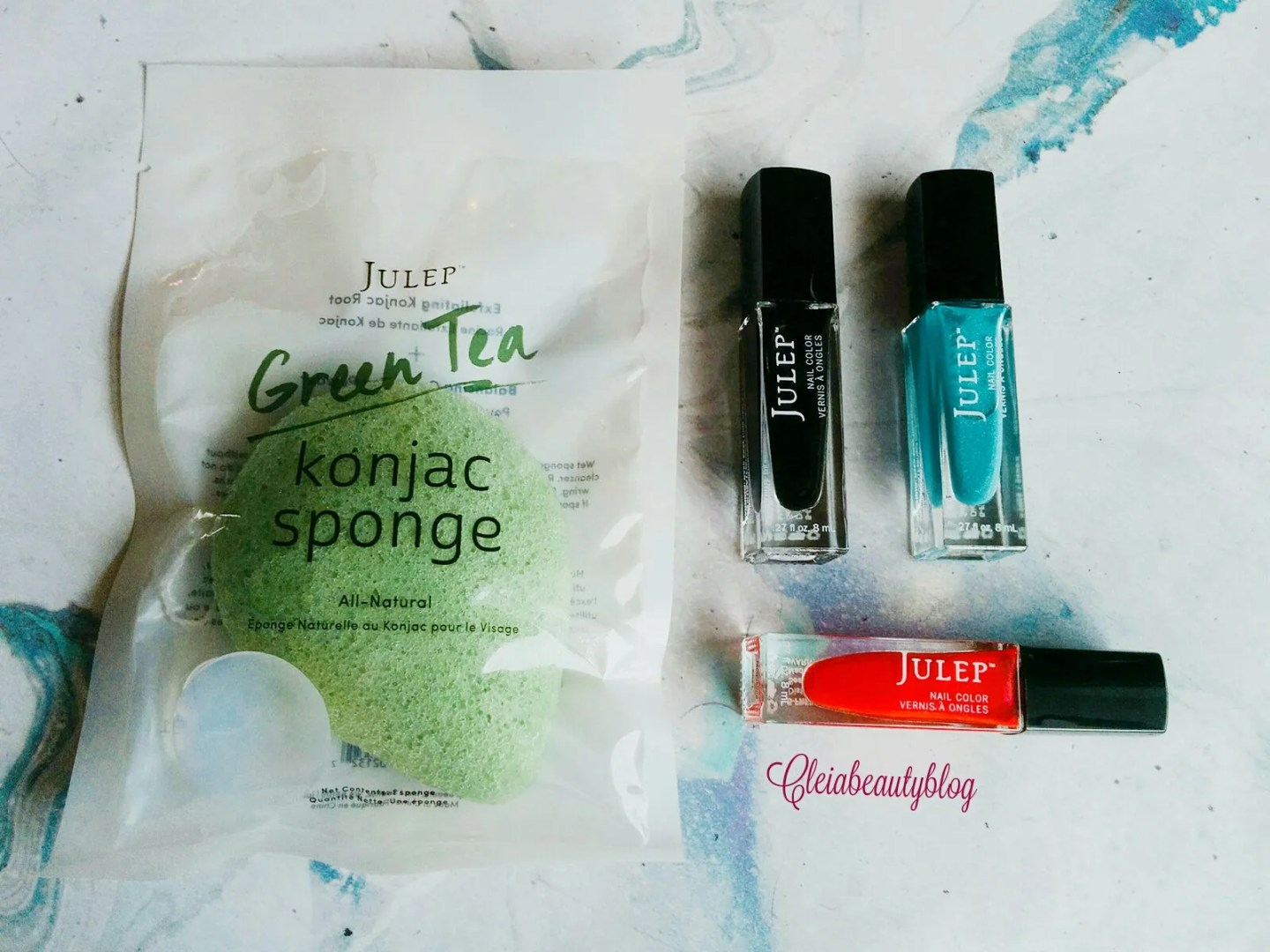 Julep Green Tea Konjac Facial Sponge Review