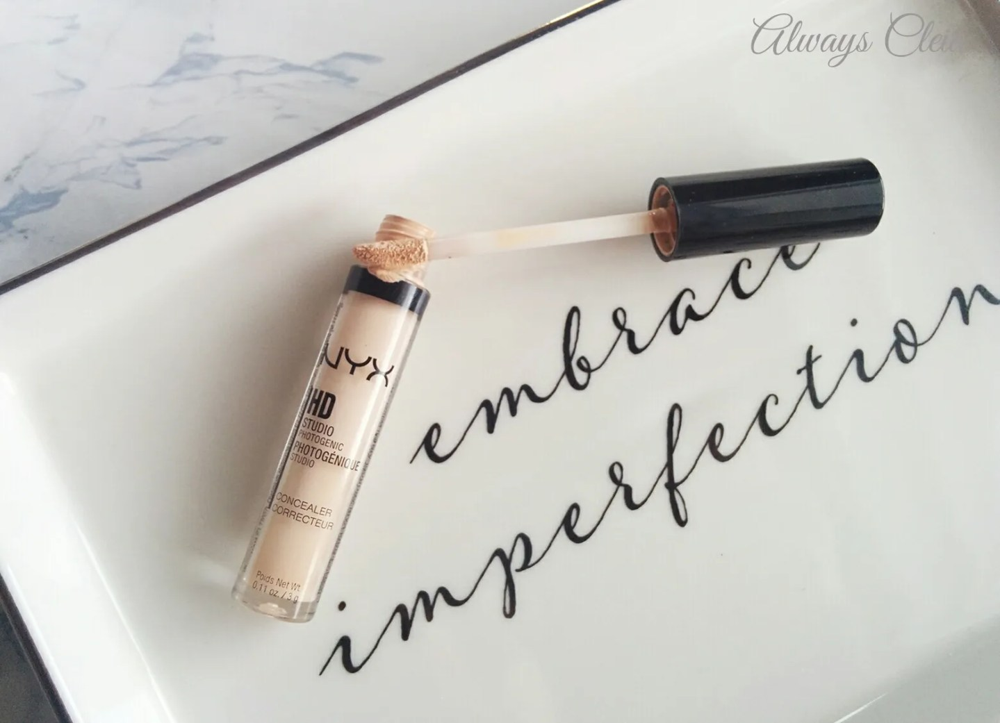 NYX HD Studio Photogenic Concealer Wand Review