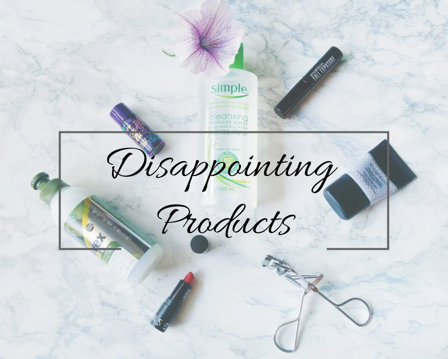 Disappointing Products – It's Not Me, It's You