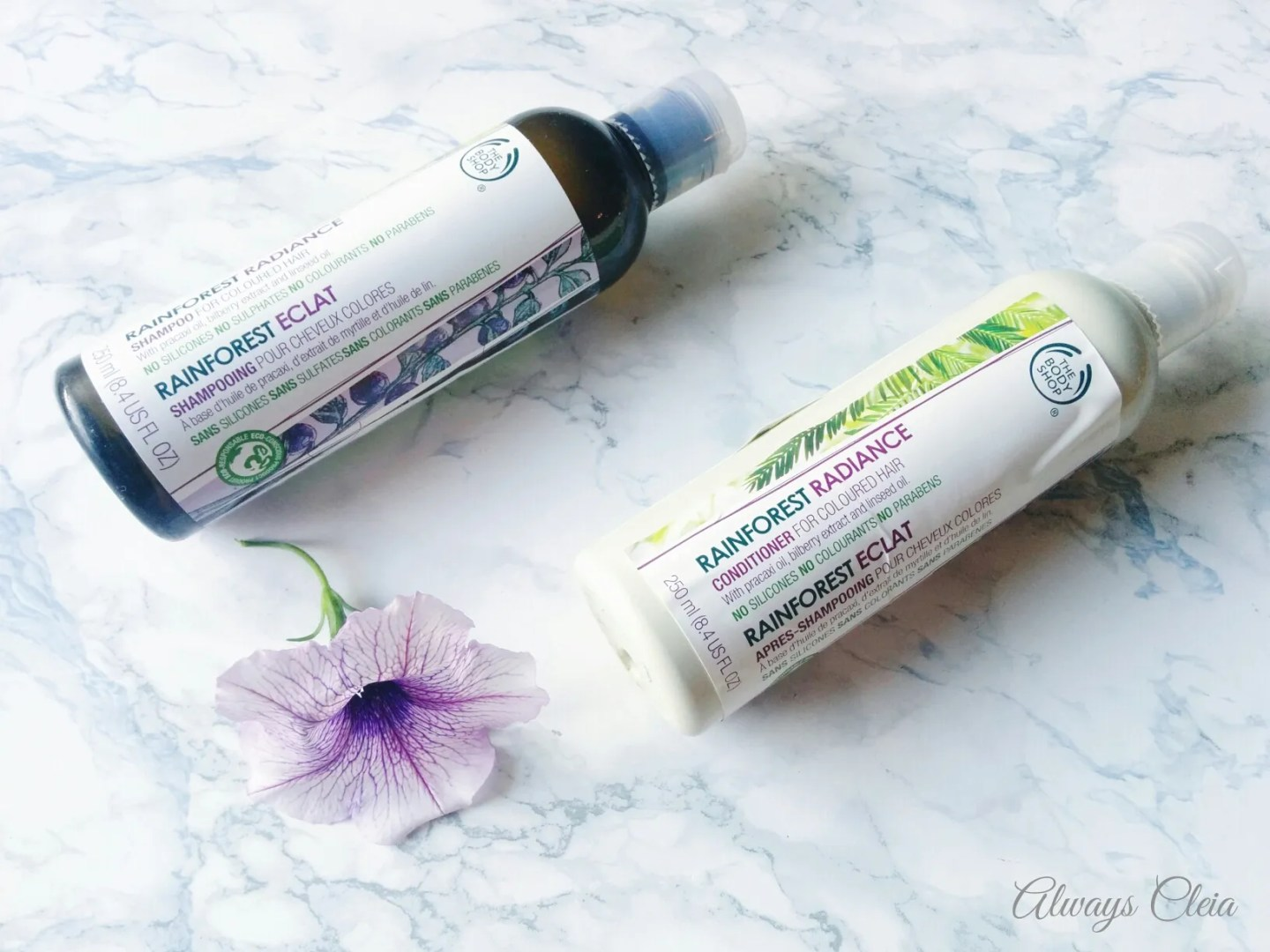 Disappointing Products - The Body Shop Rainforest Haircare