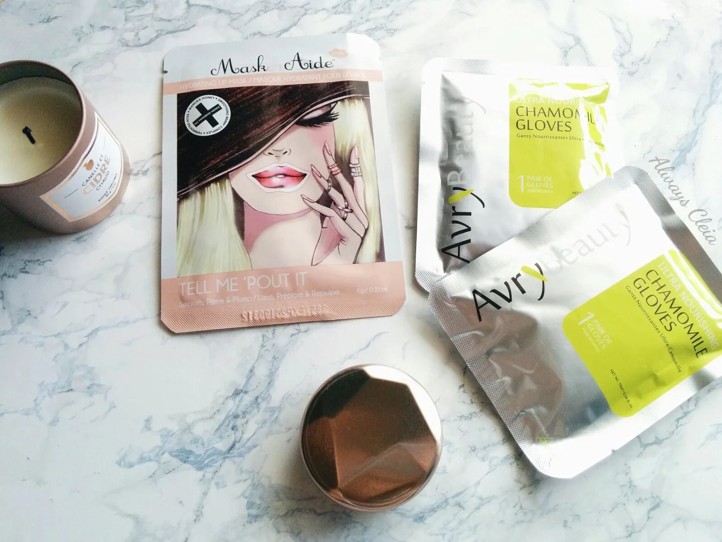 September Topbox | Mask Aide & Avry Beauty
