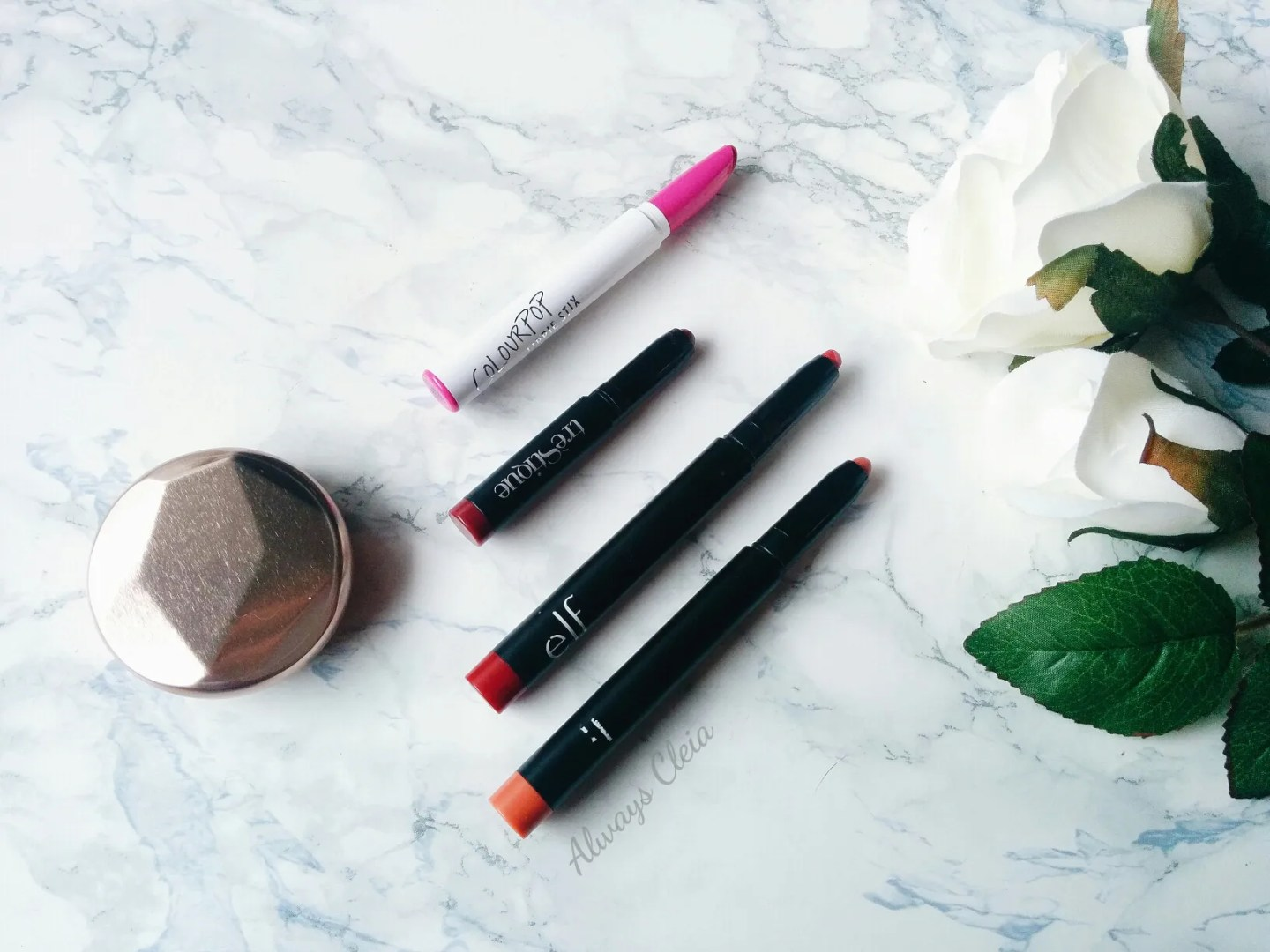 My Beauty Drawer: Lip Crayons