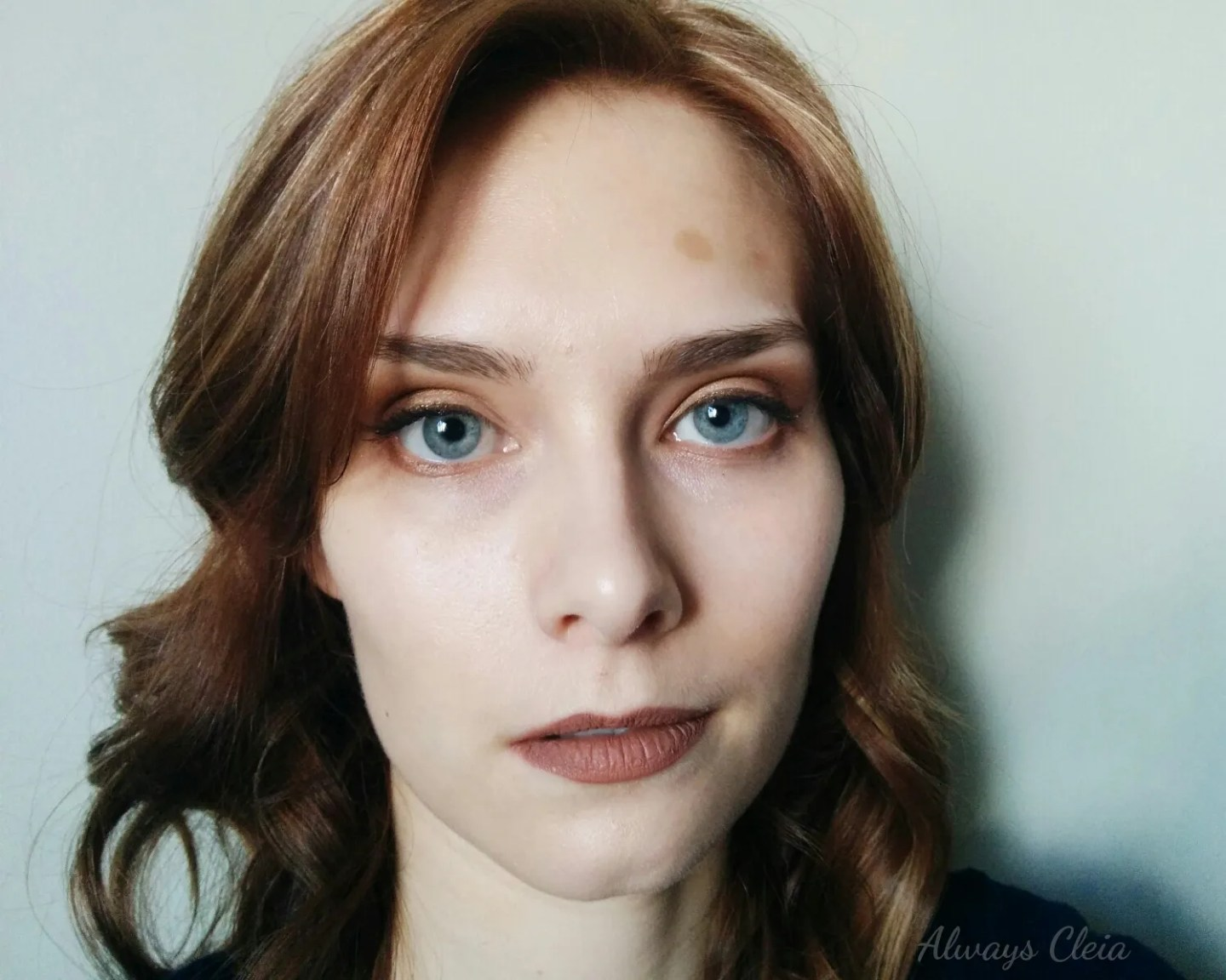 Before Make Up For Ever Ultra HD Foundation
