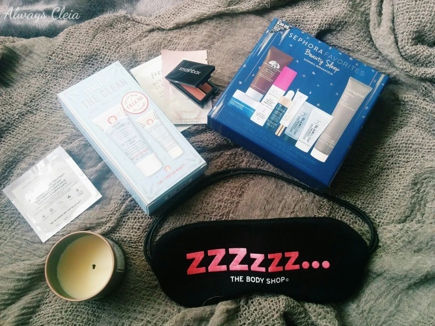 Sephora Favorites Beauty Sleep Value Set Haul
