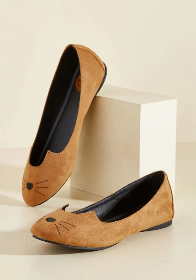 Modcloth Cat Shoes