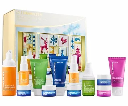 Ole Henriksen 12 Days of Glow Calendar