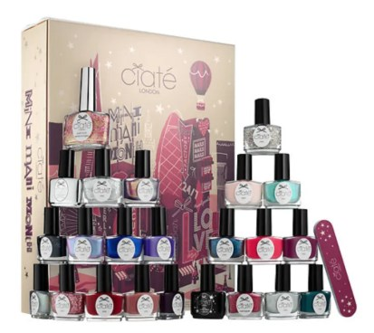 Ciaté Mini Mani Advent Calendar