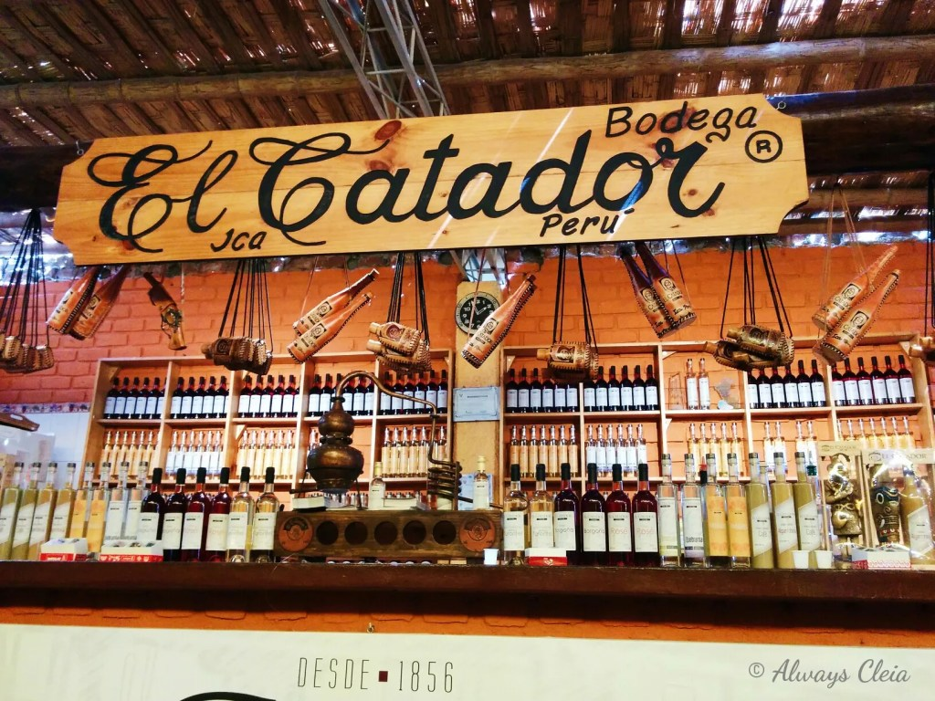 El Catador Vineyard Peru