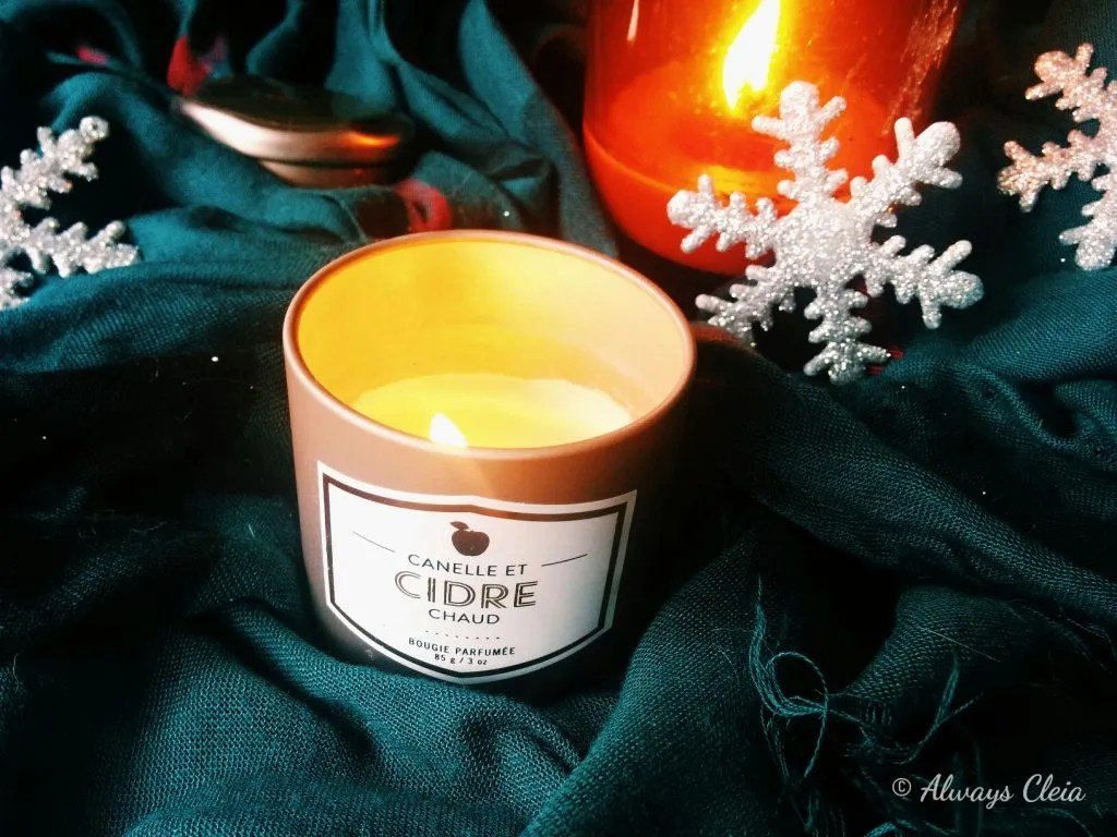 Indigo Scents Cinnamon Mulled Cider Candle