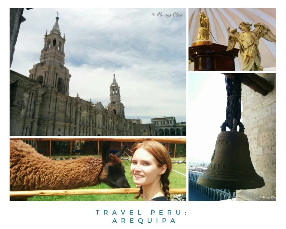 Travel Peru – Arequipa