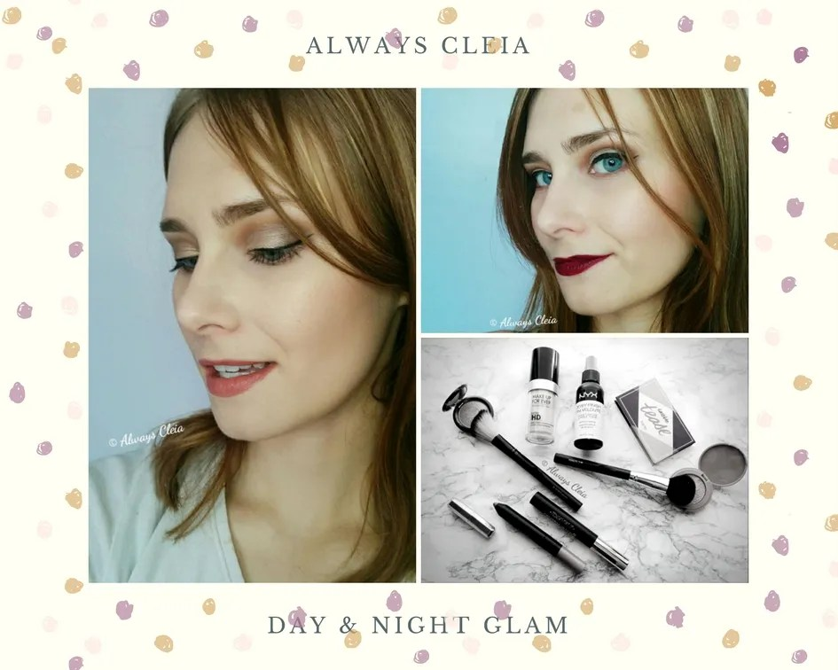 Day to Night Glam Makeup – January Instagram Challenge
