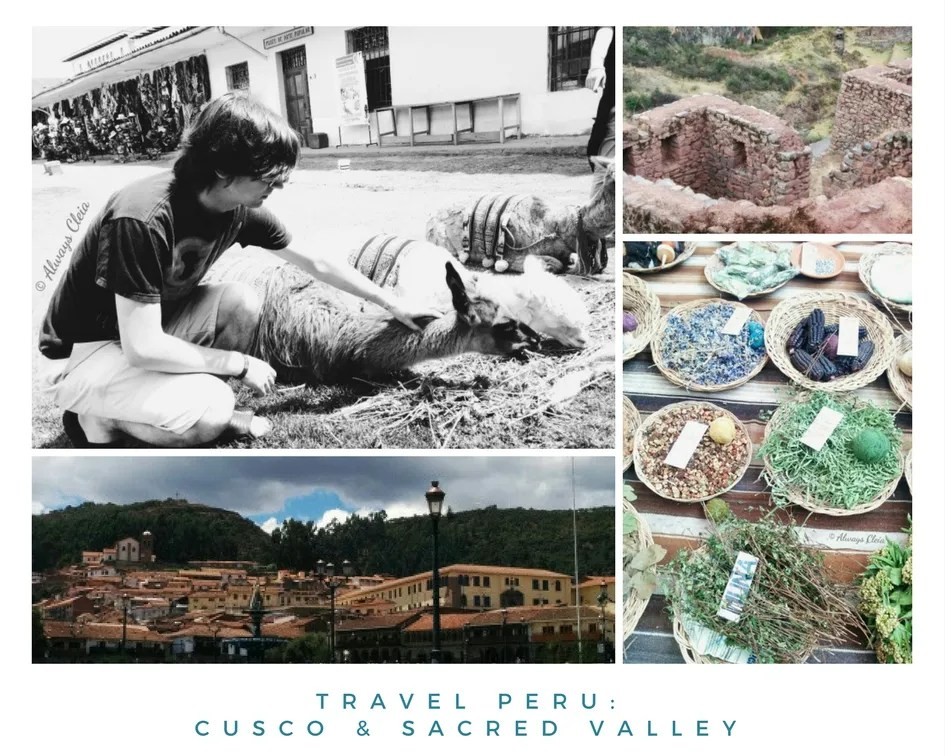 Travel Peru: Cusco + Sacred Valley