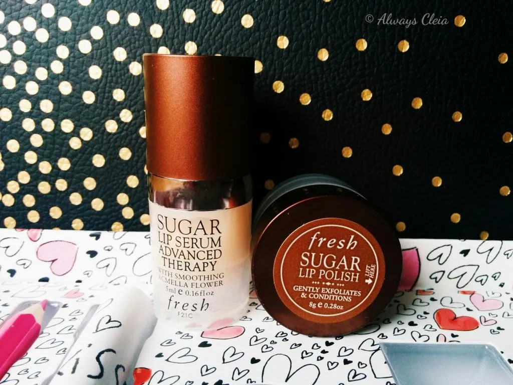 Fresh Sugar Lip Prep N Paint Lip Serum & Polish