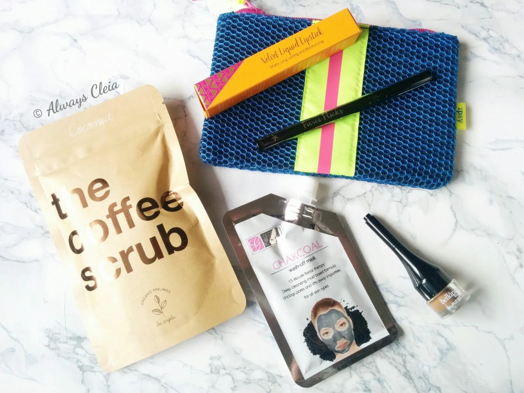Ipsy January 2018 Glam Bag Review