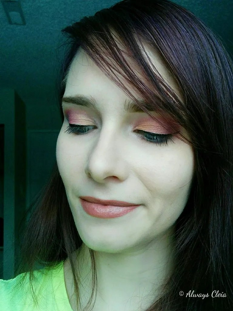 ColourPop My Little Pony Palette Makeup Look