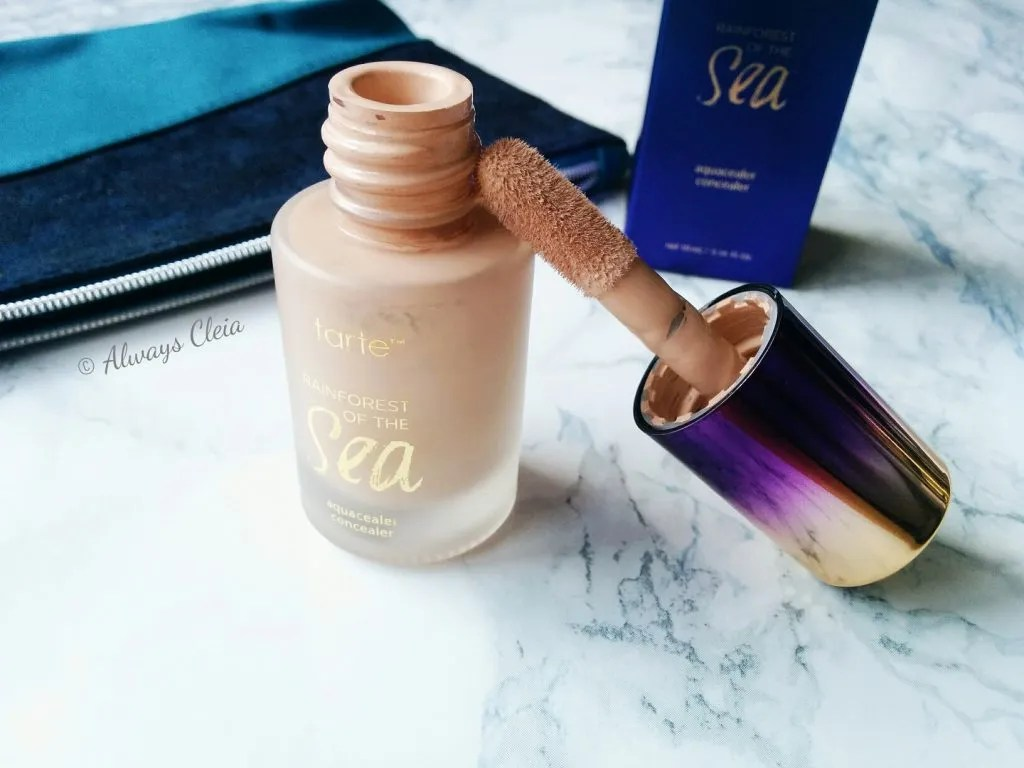 Tarte Aquacealer Concealer Review Packaging