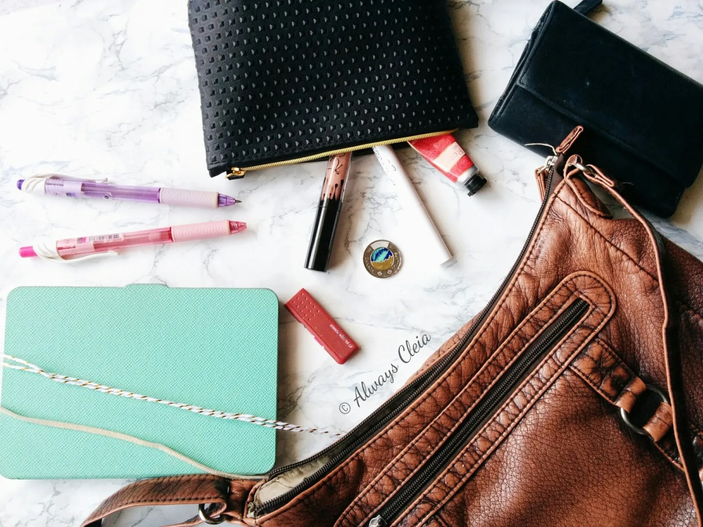 What's In My Bag – 2018