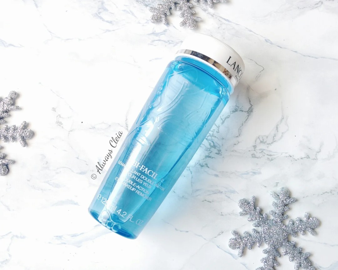 Winter Favourites: Lancôme Bi-Facil Makeup Remover