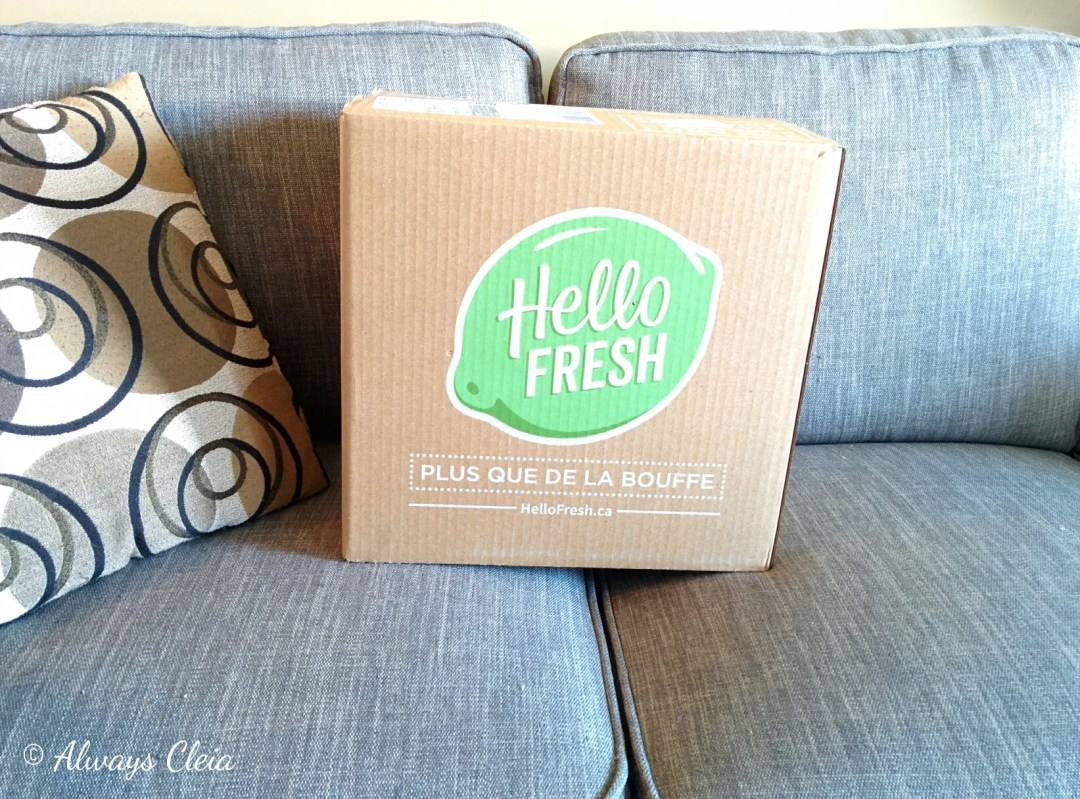 Hello Fresh March 2018