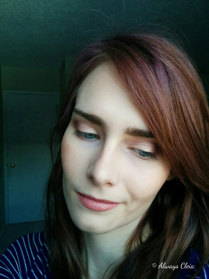 ColourPop Give It To Me Straight: Everyday Look